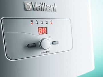 Купить электрический котел отопления Valliant
